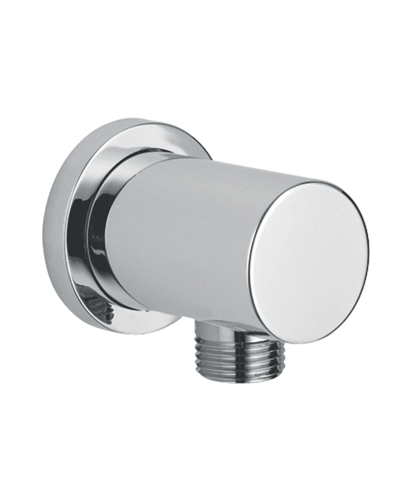 Round Wall Outlet - Aqualla Brassware