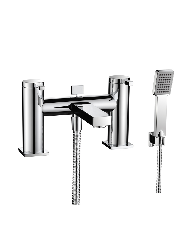Merge Bath Shower Mixer Aqualla Brassware
